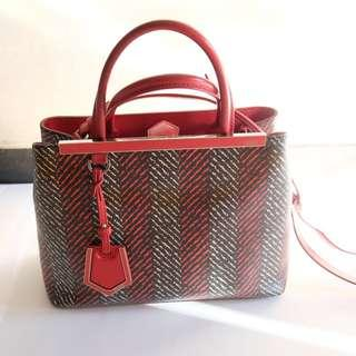 fendi 2jours limited edition red