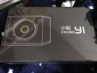 Xiaoyi 小蟻 行車記錄儀2.7K 王者版