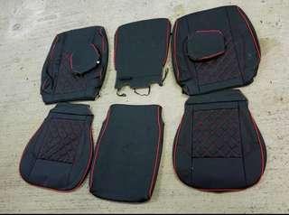 HIACE 14至19年 前排椅套