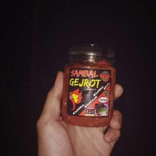 Sambal Gejrot