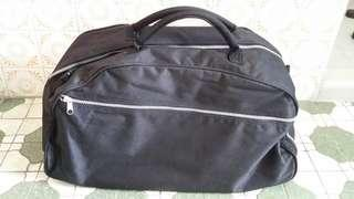 Evian branded Sports Duffle Bag