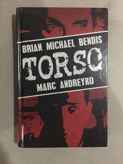 Torso by Brian Michael Bendis