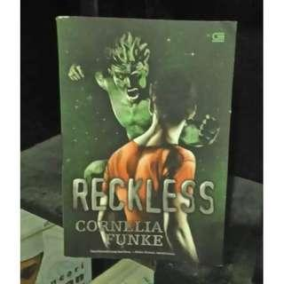 Novel Reckless - Cornelia Funke