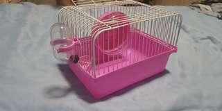 Travel Cage for Hamsters/Small Animal