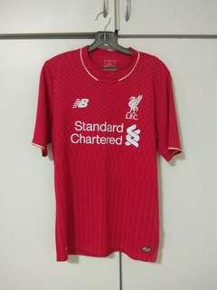 Liverpool Jersey Authentic