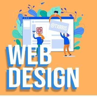 Web Design (Fully Editable)