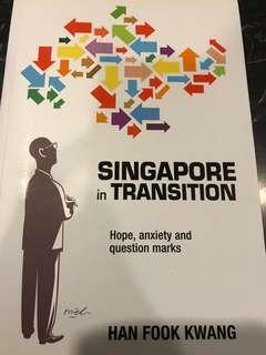Singapore In Transition by Han Fook Kwang: Hope, Society and Question Marks