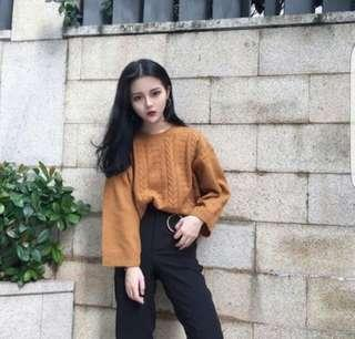 🚚 BNIB Korean knit wear
