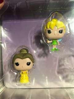 Disney Pocket Pop! Belle & tinker Bell