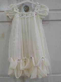 Flower Girl Dress 5/6 yo