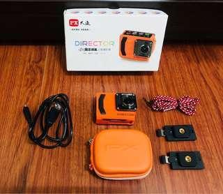 🚚 PX大通 D1 運動攝影機 (與Gopro配件相容)