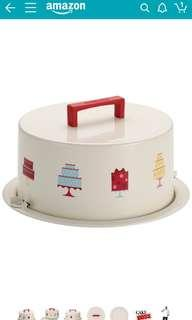 Cake Boss Collectible Cake Carrier