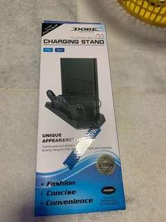 Dobe PS4 vertical stand fan + charger