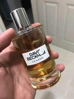 David Beckham Classic EDT Cologne