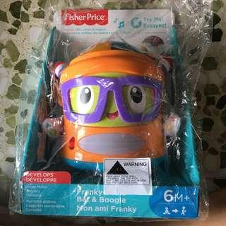 Clearance Sale: Fisher-Price Bright Beats Franky Beats Bat & Boogie Toy