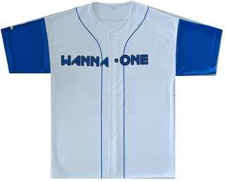 WANNA ONE UNOFFICIAL JERSEY BLUE ver.