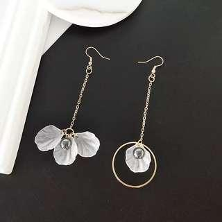 🚚 Korean earring pearl