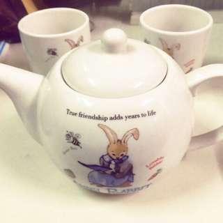 🚚 彼得兔-茶杯組(全新)