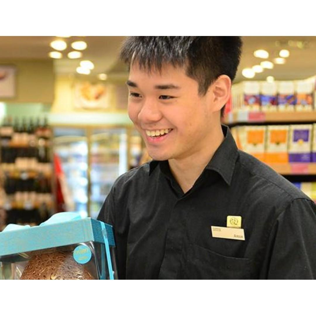 $7.00-$8.00 /Hour Temp 2 Months Departmental Store Assistant