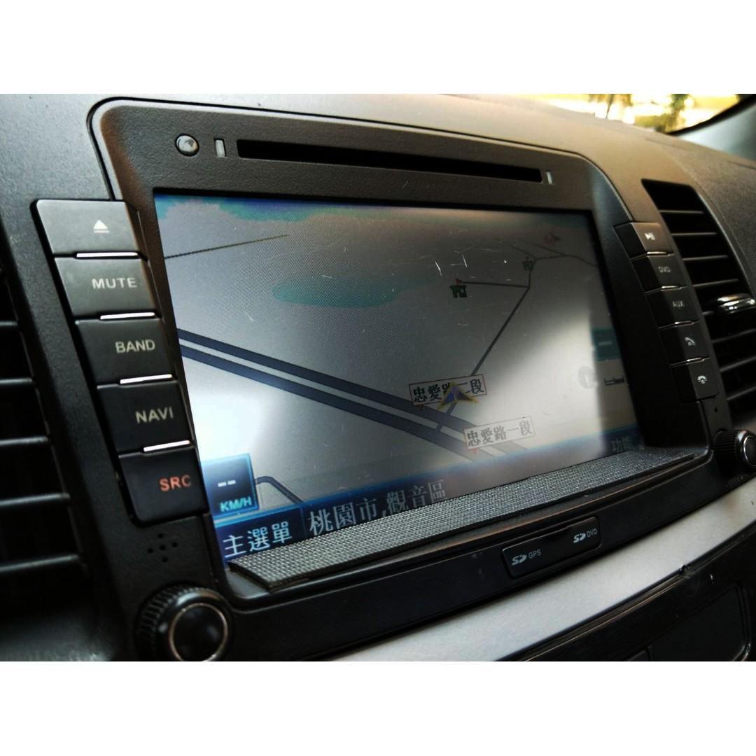 一手車 原鈑件 SAVE認證 2012年 三菱 Lancer Fortis io 1.8 白色 鯊魚頭 頂級版