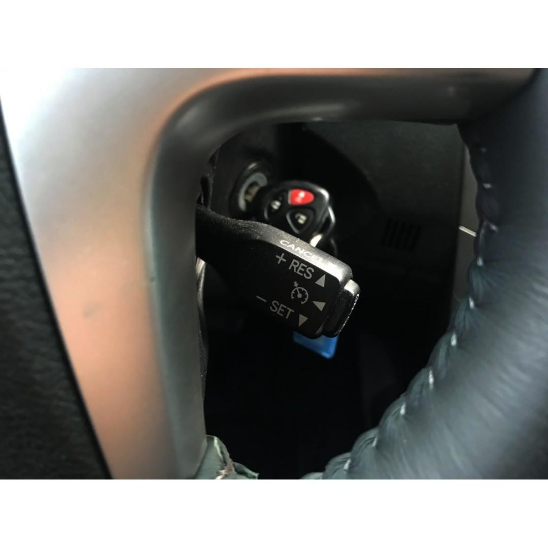原鈑件 女用車 SAVE認證 豐田 Altis 白色 1.8 白 E版 安卓螢幕 定速 倒車顯影
