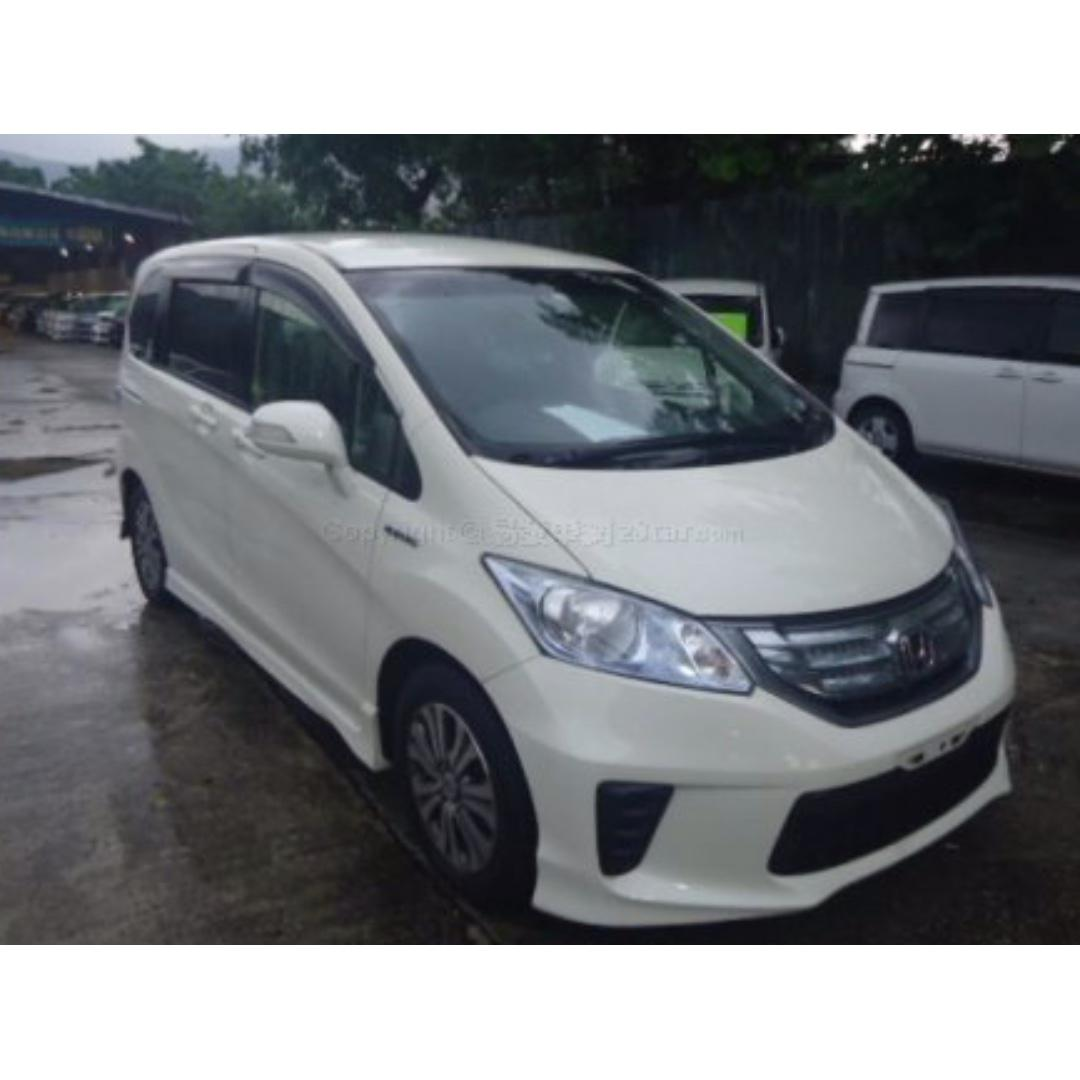 本田 HONDA FREED HYBRID 2012年