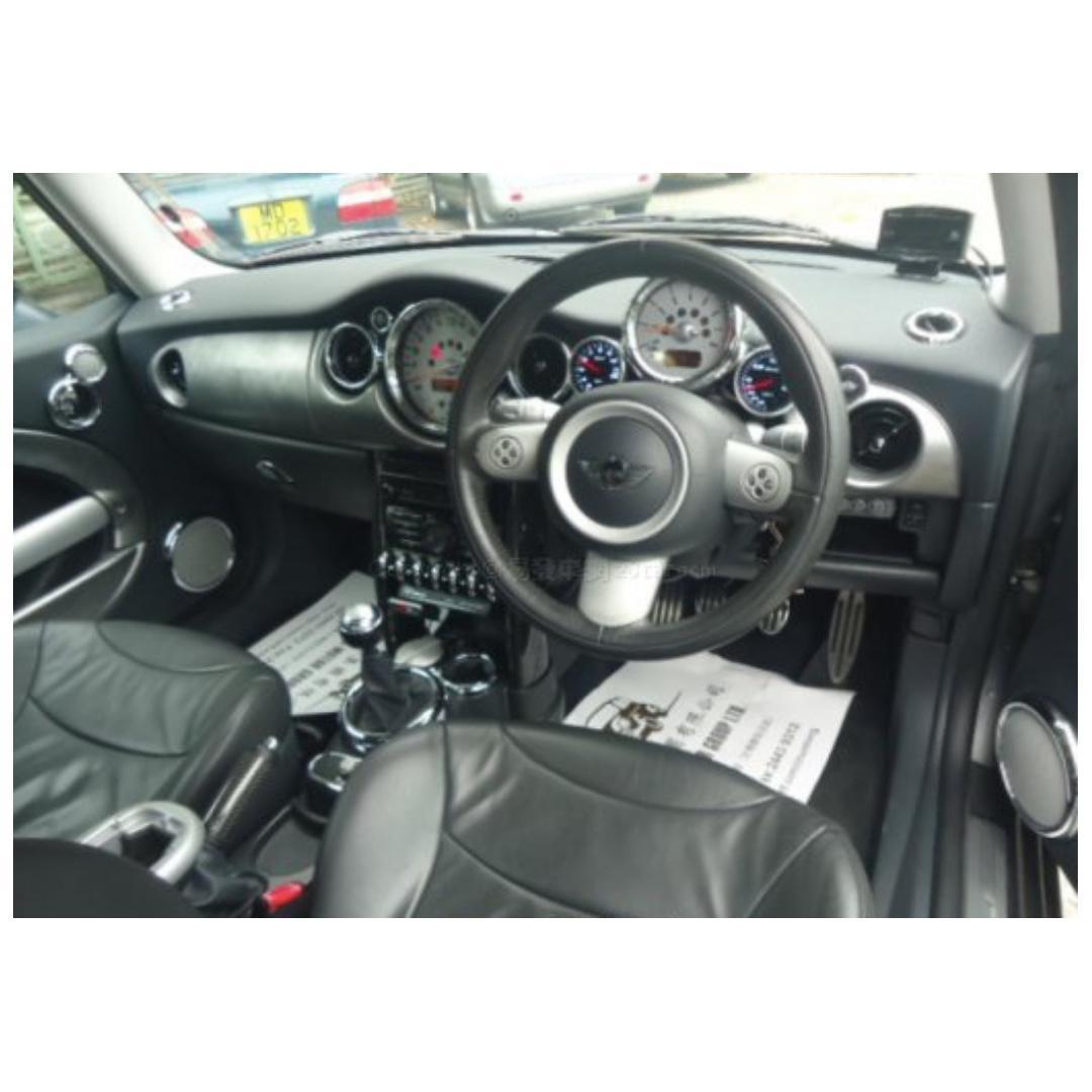 迷你 MINI MINI Cooper S 2004年