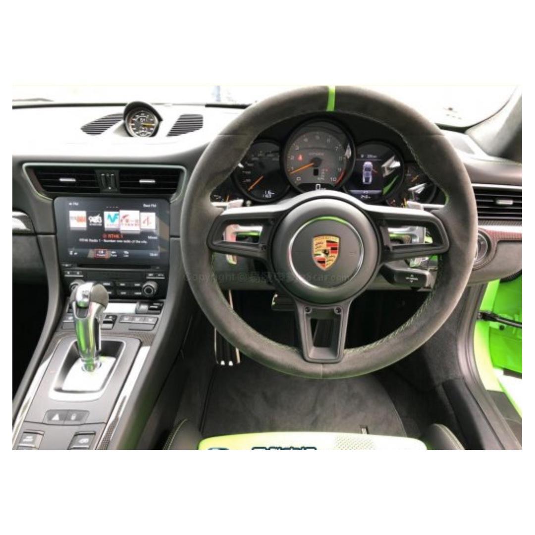 保時捷 PORSCHE GT3 RS 2019