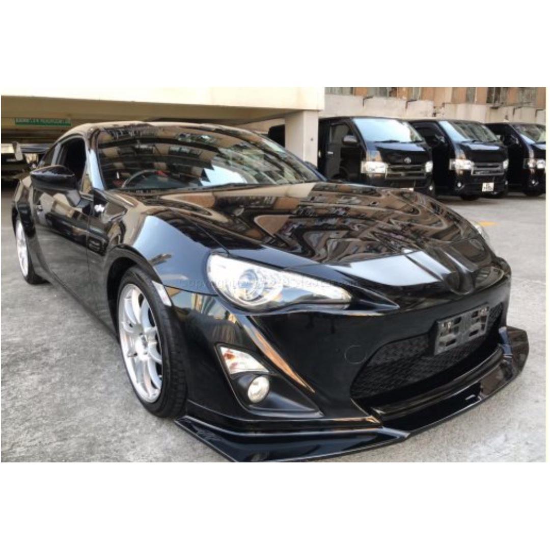 豐田 TOYOTA FT86 GT 2013