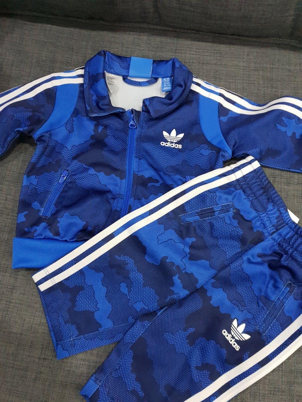 Adidas jacket n pants