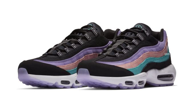 """412d189d5d AIR MAX 95 """"HAVE A NICE DAY"""", Men's Fashion, Footwear, Sneakers on ..."""