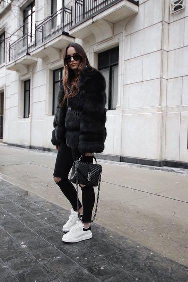 alexander mcqueen sneakers, Women's