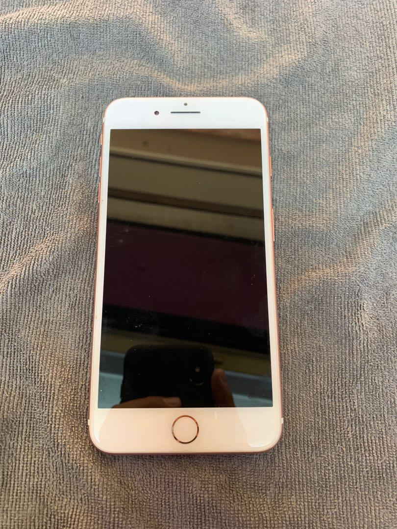 Apple Iphone 7 Plus 128gb Rose Gold Mobile Phones Tablets