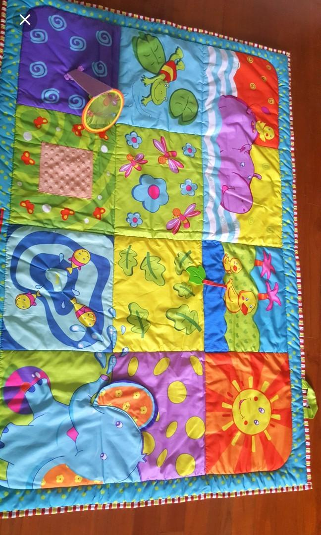 Baby Play Mat / Sensory Playmat