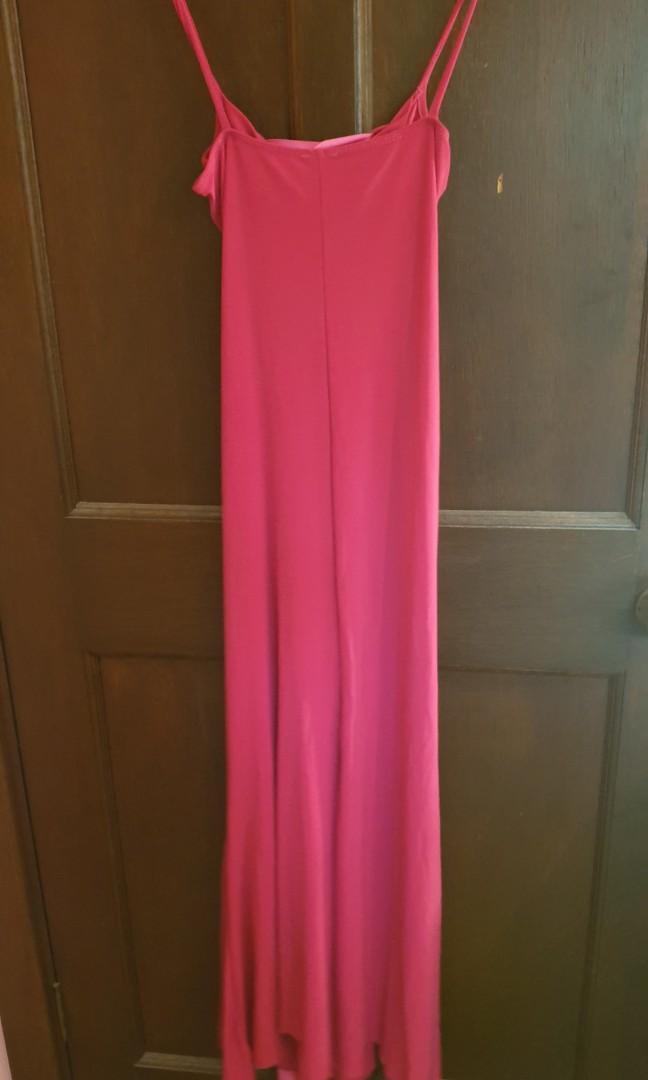 Beautiful pink formal dress