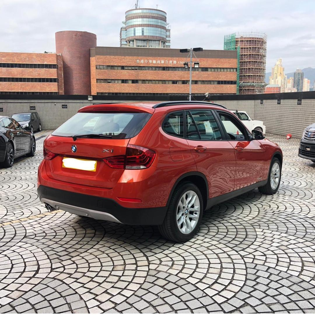 BMW X1 SDrives20ia 2014