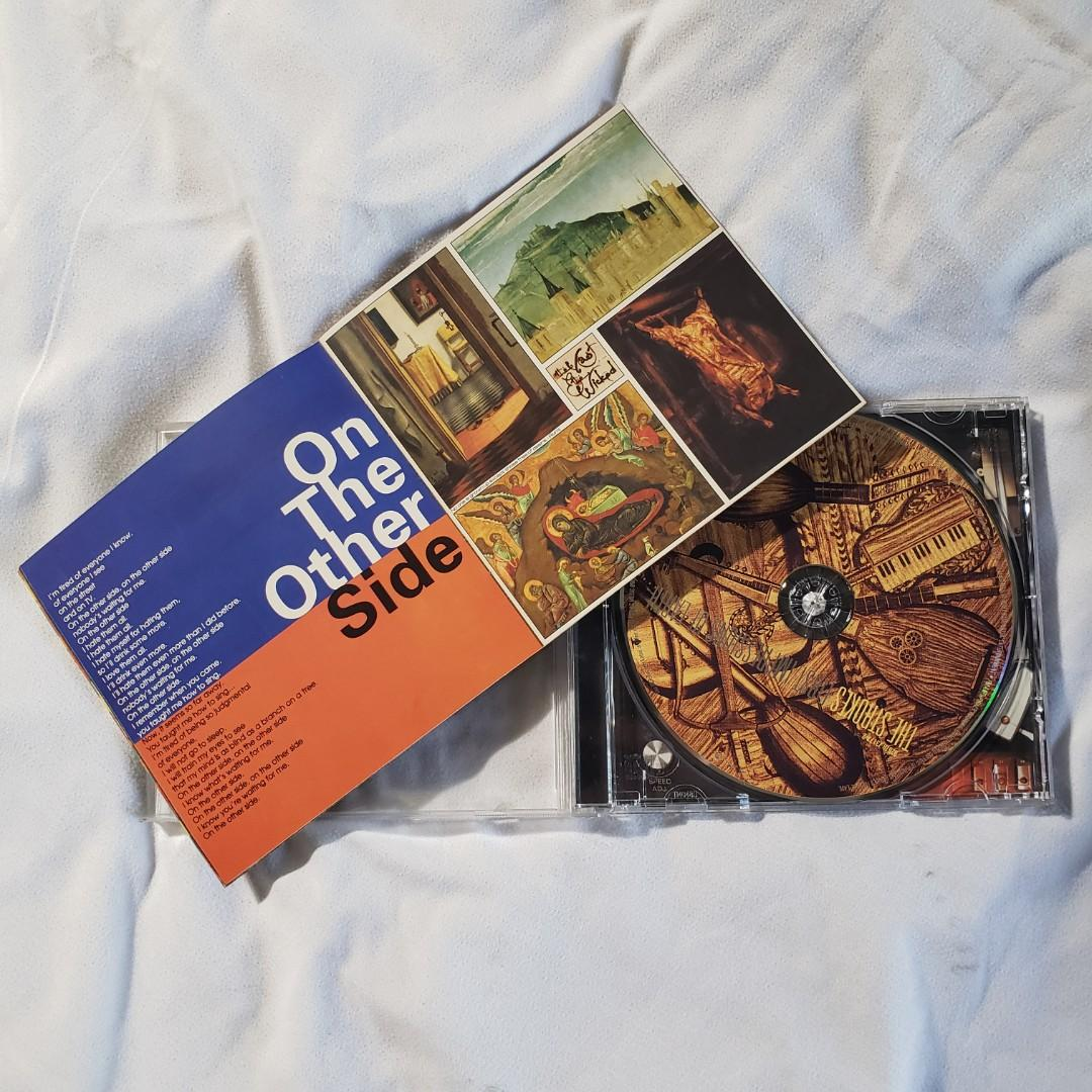 CD THE STROKES - First Impressions of Earth  2006