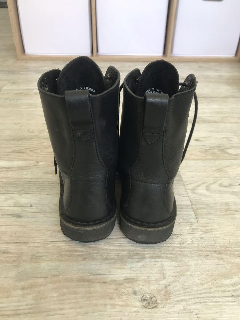 Clark's Originals - Lace up boots