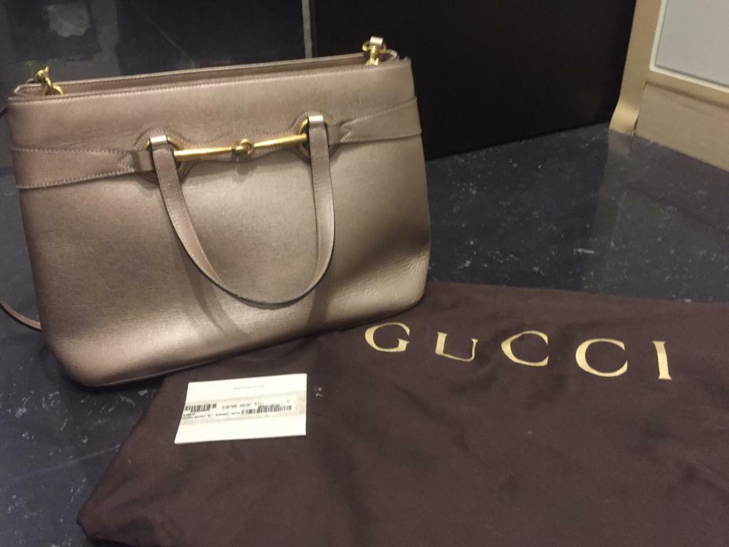 ..Excellent gucci bright bit shanghai 2014 baru used 2x complete as pict