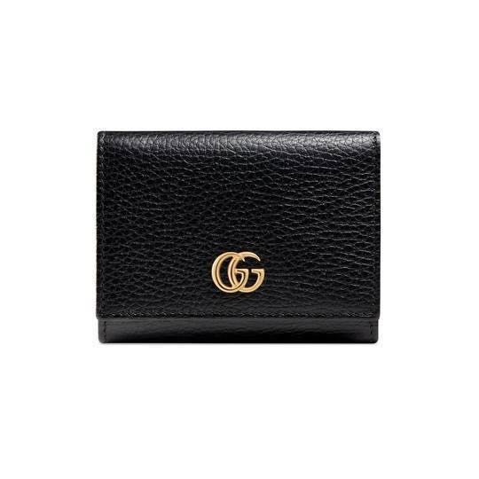 3d88d0d6e6a Gucci - Marmont Textured Leather Wallet