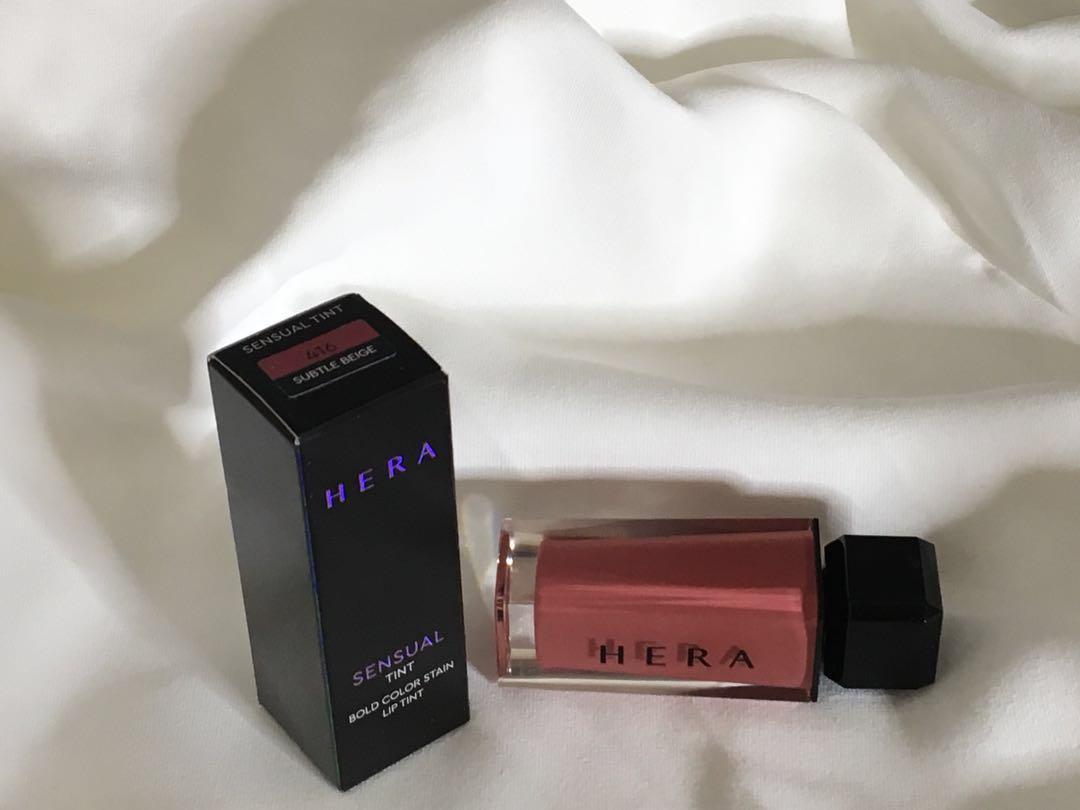 Hera魅惑水光唇釉#416