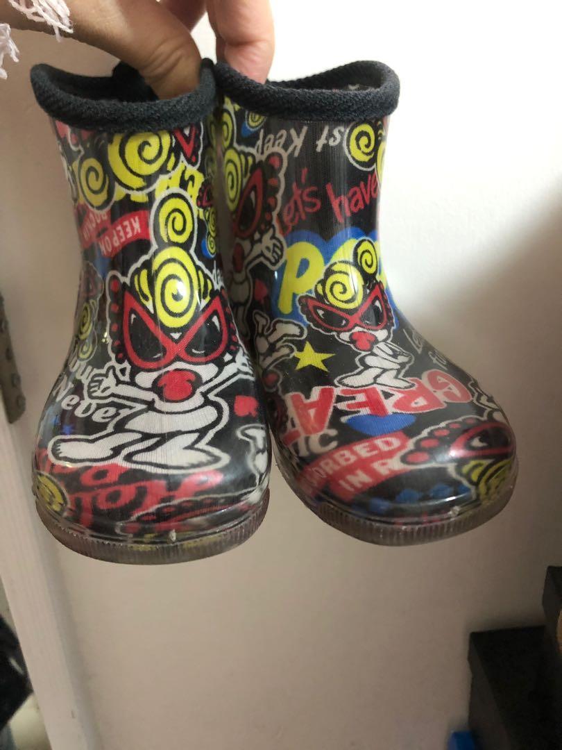 Hysteric Mini 水鞋