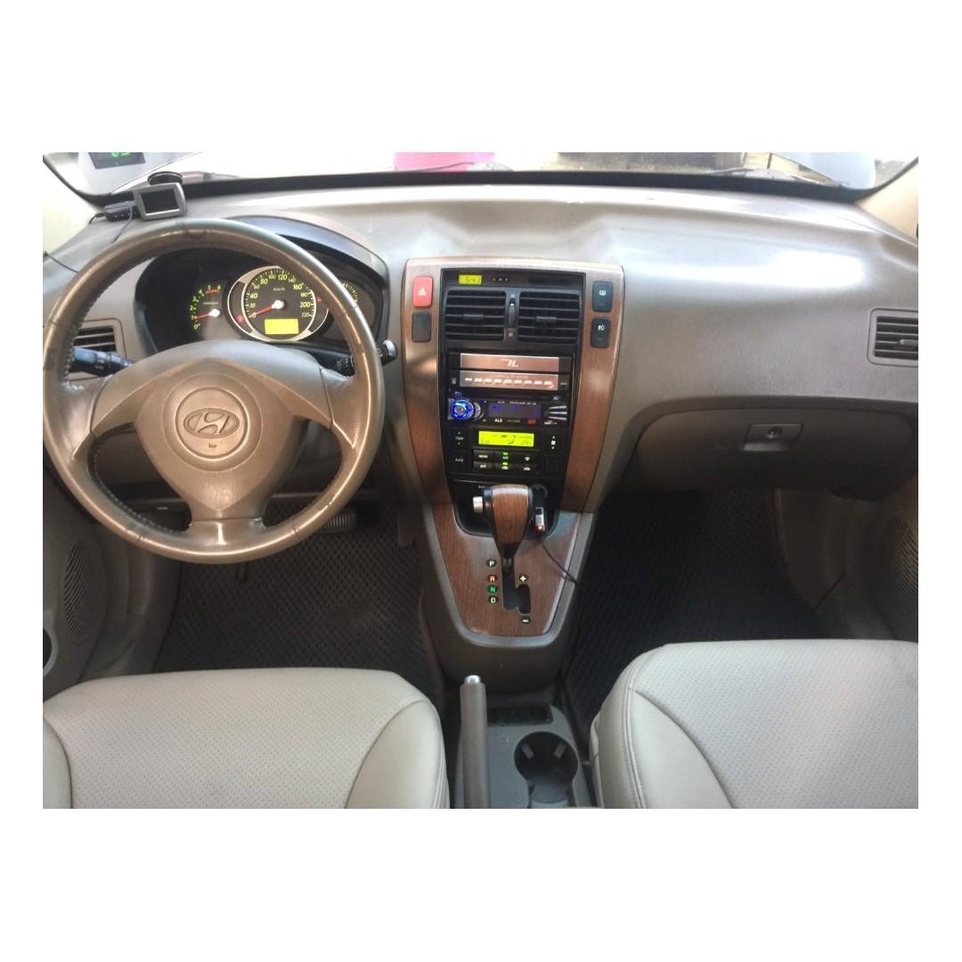 Hyundai 現代 Tucson 2