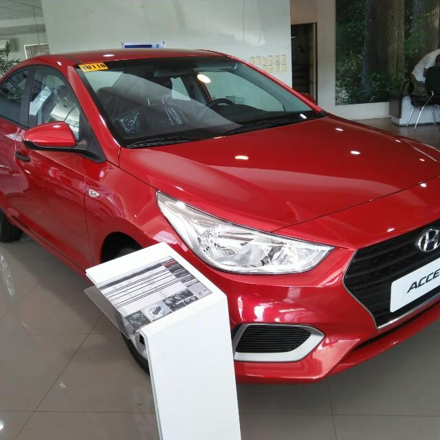 Hyundai ACCENT New Opportunity to Drive start 540 daily Reserved Now/0956-7292251