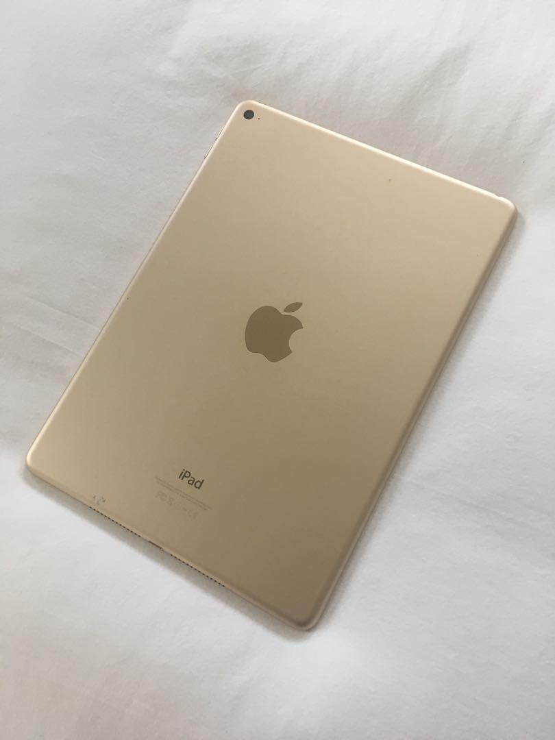 iPad Air 2 (Gold, 64GB)