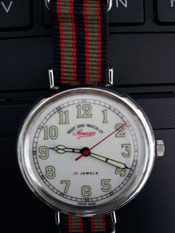 Jam tangan west end type sowan original gress