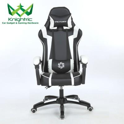 Knightric White Gaming Chair