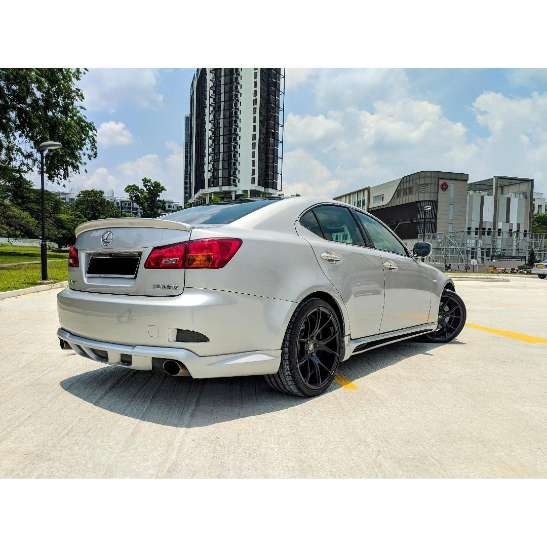 Lexus IS250 for lease