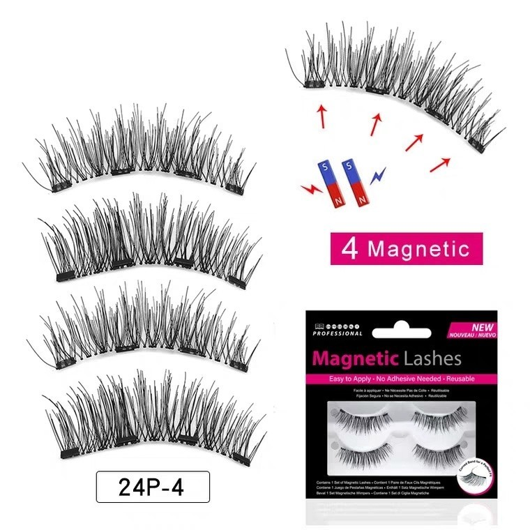 d8105d7e1eb Make ownself beauty everyday! Magnet lashes buy 2 free tools, Health ...