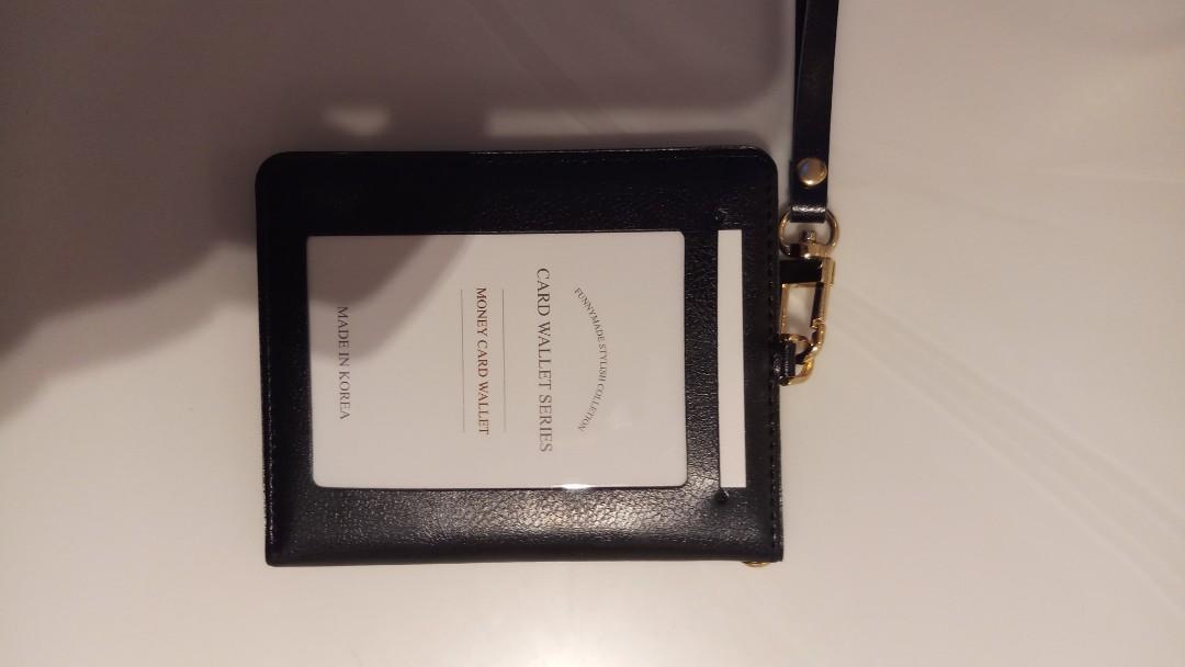 NECKLACE WALLET/CARD HOLDER